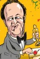 Cartoon Billy Crystal Hosts Oscars
