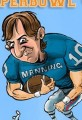 Cartoon Giants Win Superbowl 46