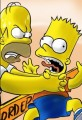 Cartoon Bart Simpson Banned in Iran