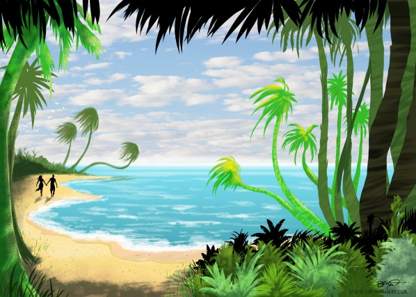 cartoon-paradise-sunny-lagoon