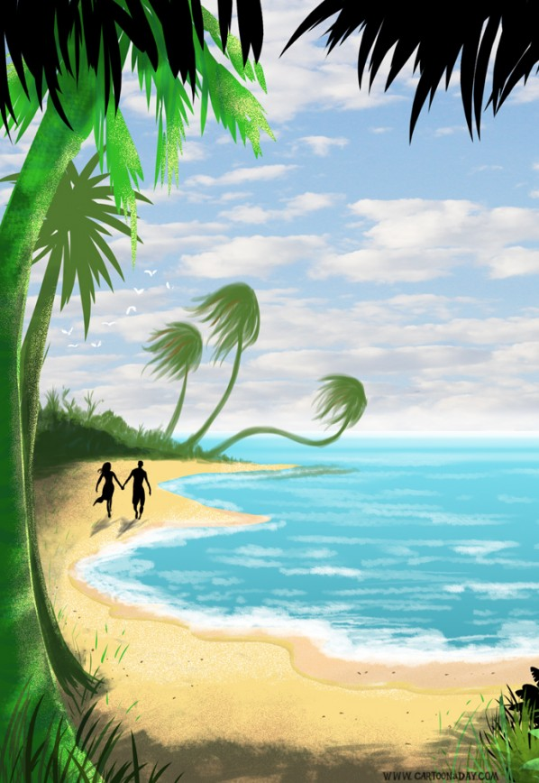 cartoon-paradise-sunny-lagoon-left