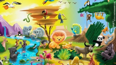 Image of: Gif Read More Earth Day 2012 Cartoon Animal Kingdom Cartoon Day Cartoons Published On April 2012
