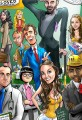 Cartoon Cast of HOUSE on FOX
