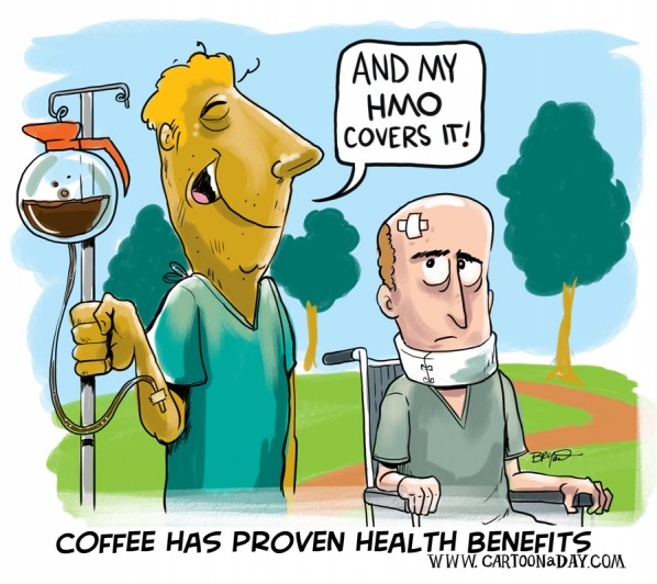 Coffee Proven Good For You