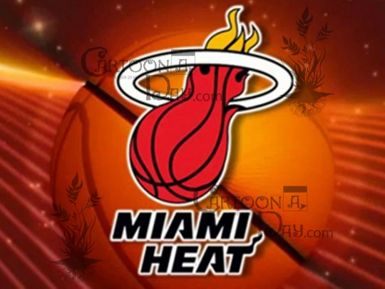 Miami Heat Win NBA Championship 2012