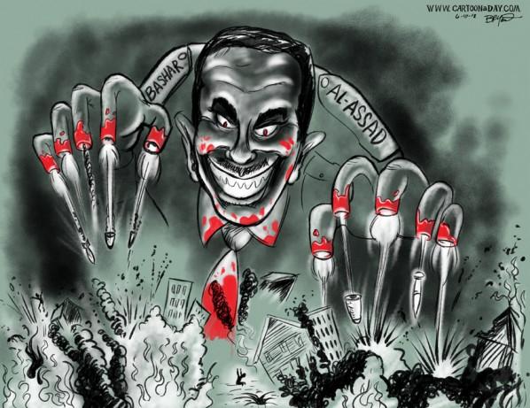 assad-blood-bath-cartoon