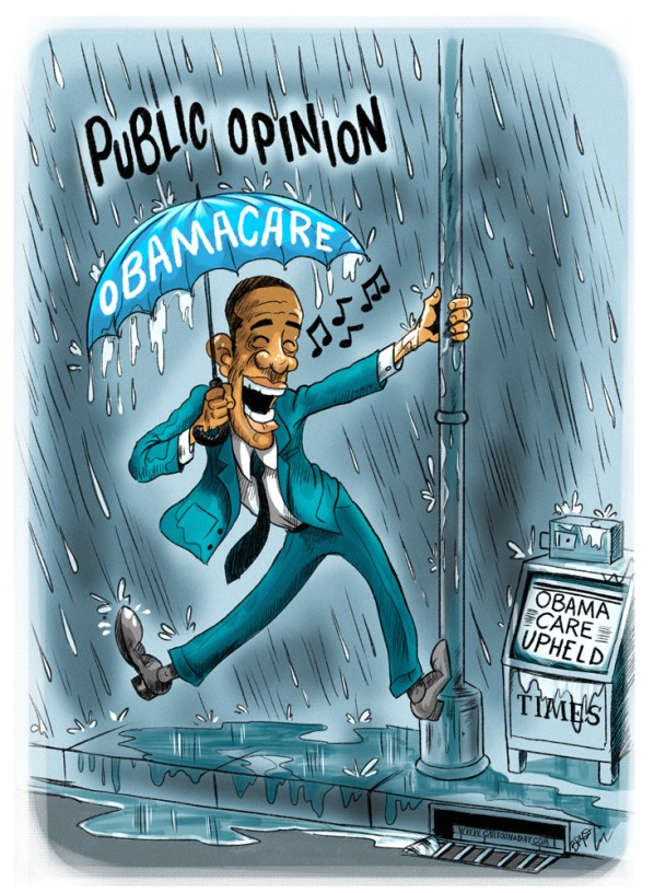 best-obamacare-cartoon-obama-political