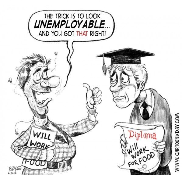 graduate-unemployment-jobs-cartoon-line