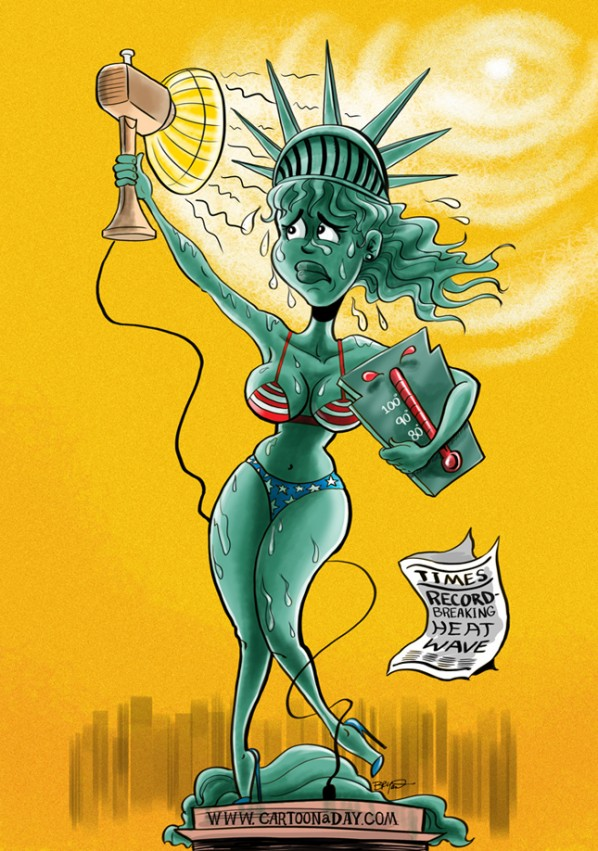 usa-heat-wave-statue-liberty-2-cartoon