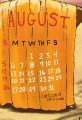 August 2012 Beach Calendar