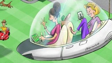 House Of The Future Cartoons