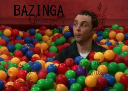 Big Bang Theory Cartoon