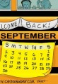 Back to School 2012 Cartoon