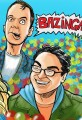 Big Bang Theory Cartoon Cast
