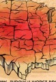 US Drought Map-Scortched Earth