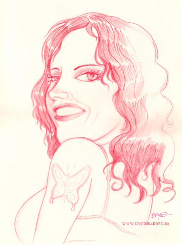 sexy-red-tanya-sketch
