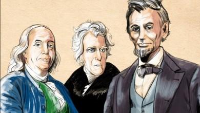 Abe Lincoln Cartoon Tagged Cartoons