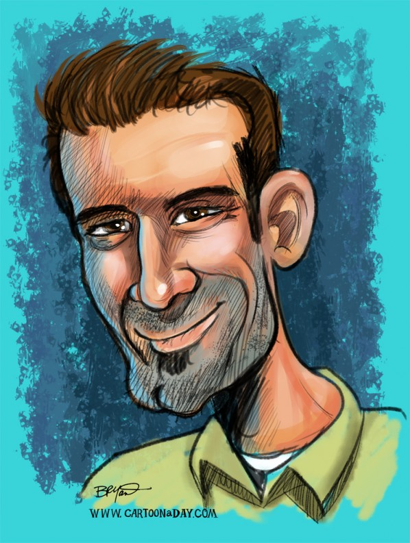 bryant-arnold-caricature