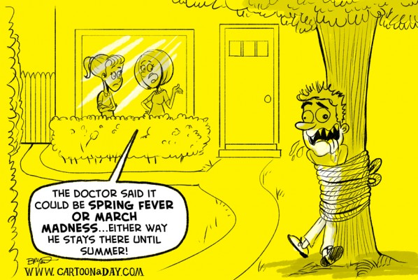 march-madness-spring-fever-cartoon