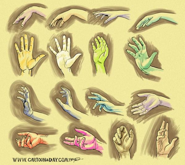 sketch-hands