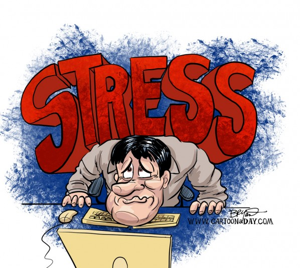 under-stress-cartoon