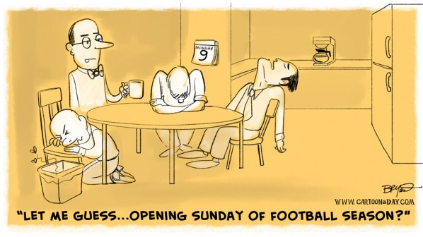 football-sunday-cartoon