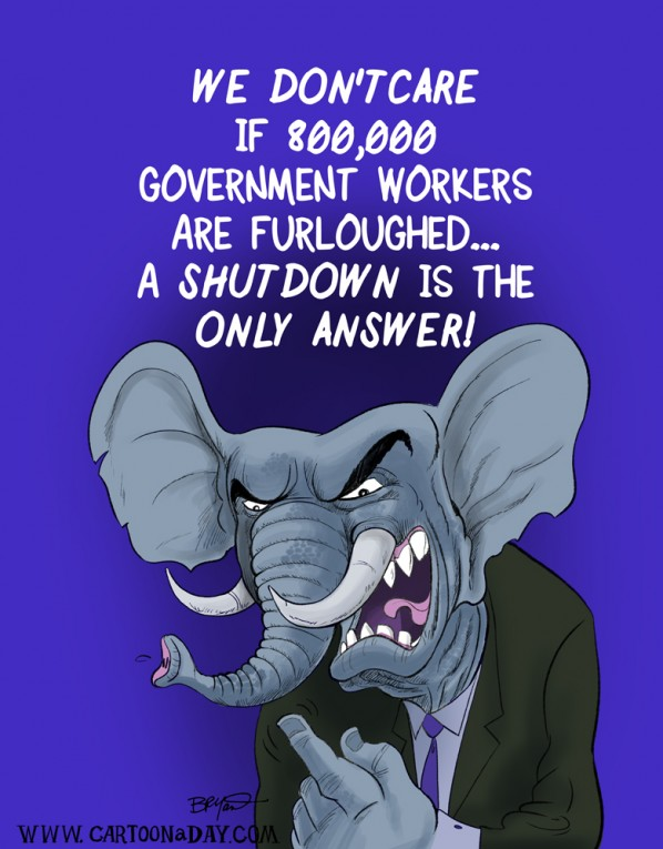 government-shutdown-cartoon-republican