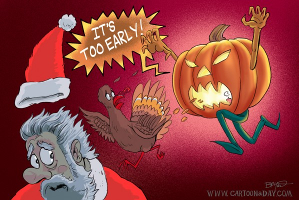 halloween-pumpkin-chasing-santa