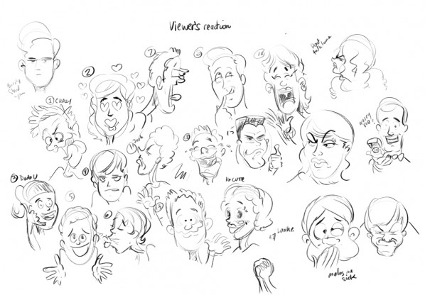 random-caricature-faces-sketch