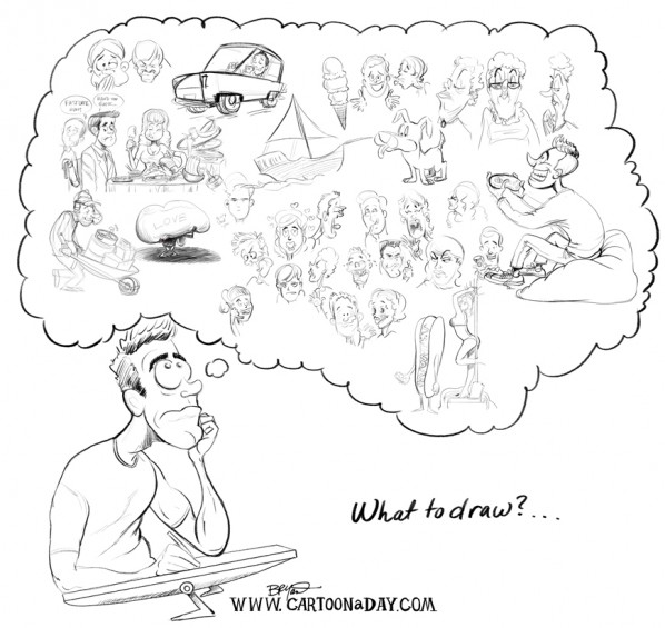what-to-draw-cartoon