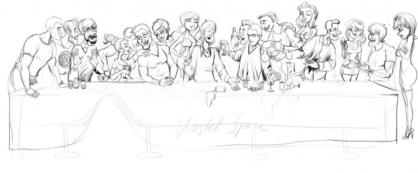 last-supper-cartoon-sketch
