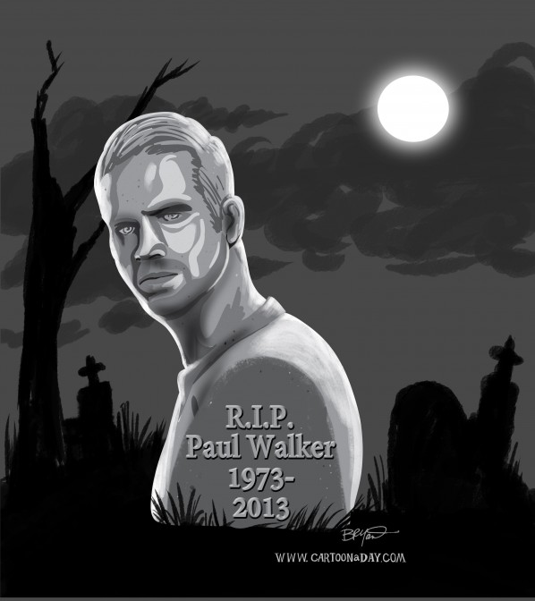paul-walker-dies-headstone-cartoon