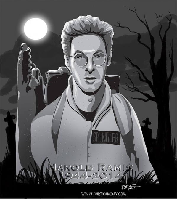 harold-ramis-dies-69-cartoon-gravestone