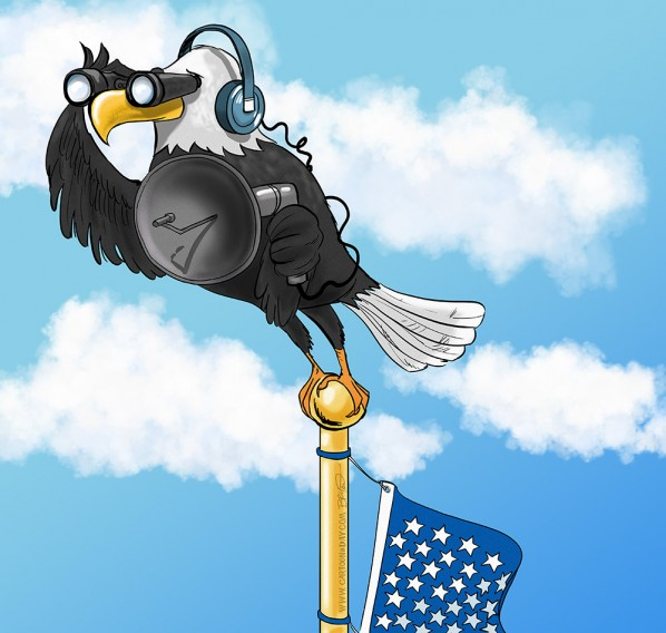 Government-Surveillance-bald-eagle