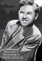Mickey Rooney Dies Gravestone Illustration