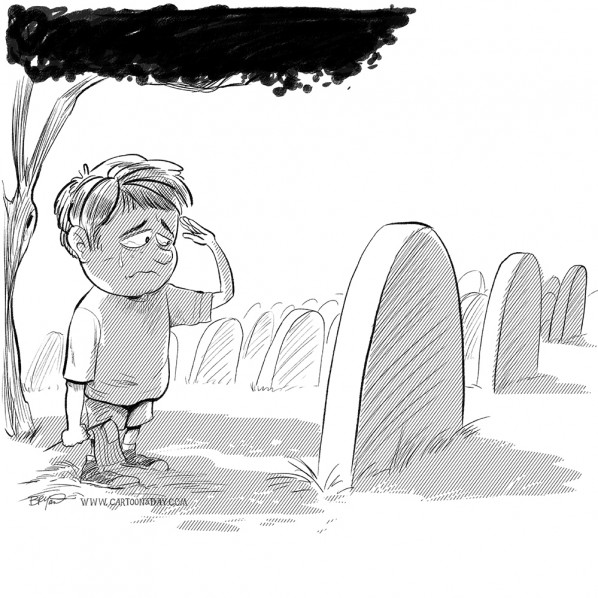 memorial-day-cartoon-gravestone