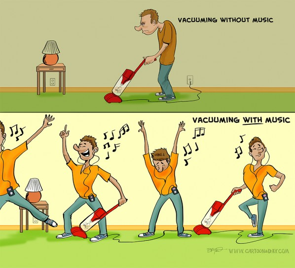 vaccuming-with-music