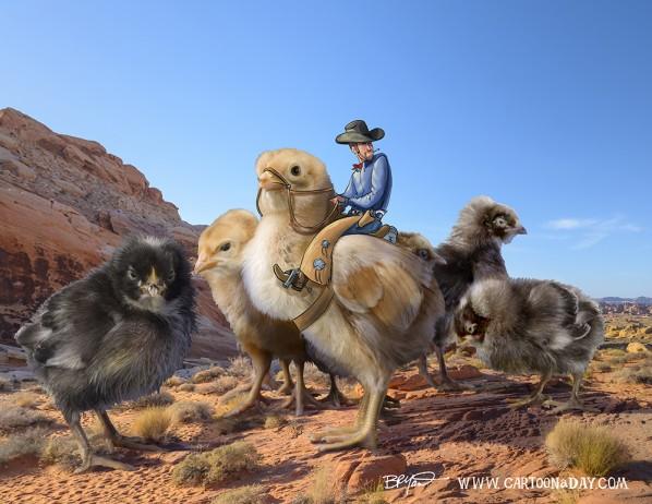 Chicks Love Cowboys