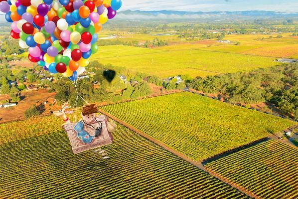 Balloon-boy-and-dog-adventure