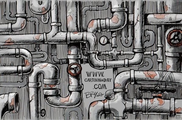 Cartoonaday-pipes
