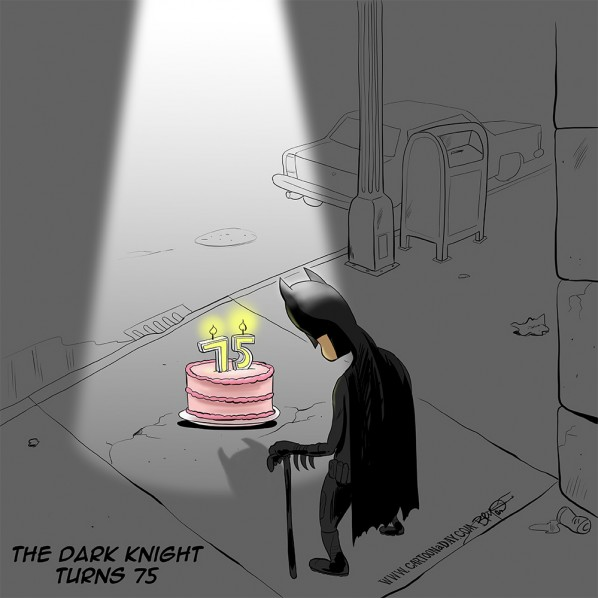 Batman Day- Batman Turns 75