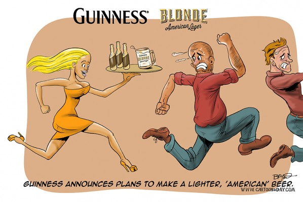 Guinness-blonde-cartoon