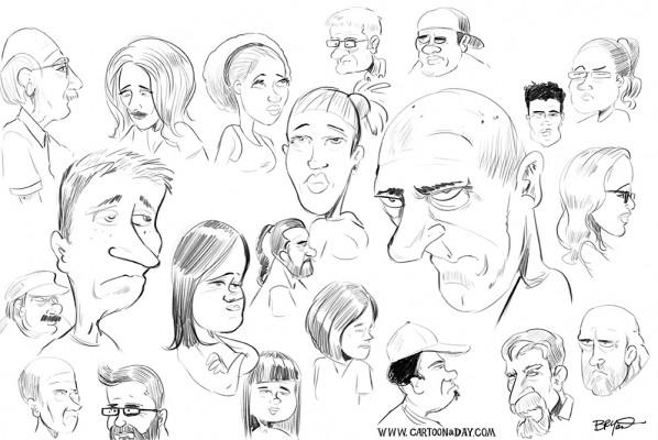 dmv-sketch