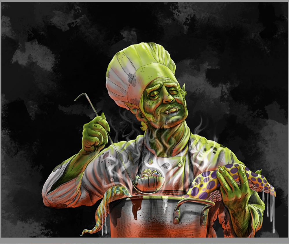 Monster-Chef-Painting-Cartoon_11