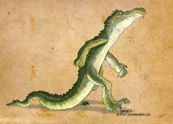 alley-gator