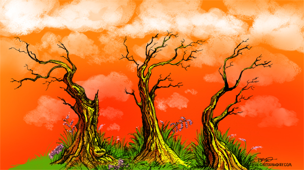 Trio-of-trees-painting-a-598