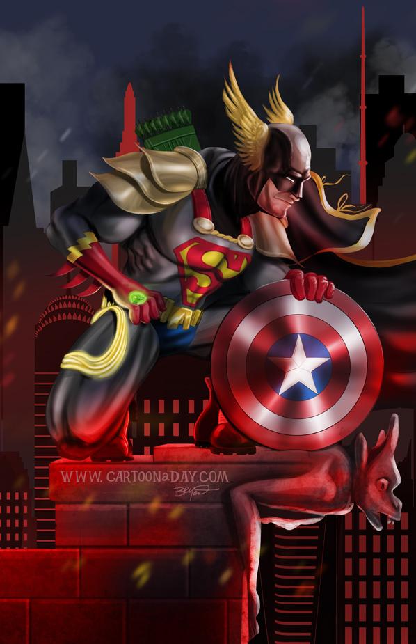 superhero-mashup-cartoon-closeup