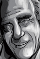Abe Vigoda Dies Cartoon Gravestone