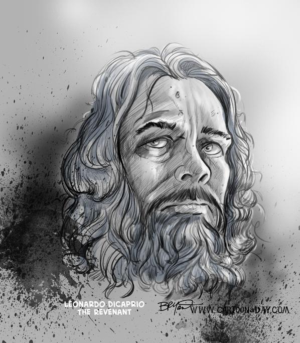 Leonardo-DiCaprio-caricature-revenant-598