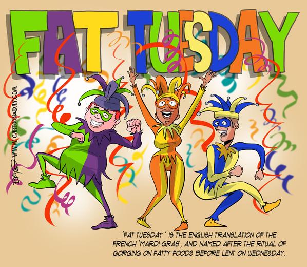 Mardi Gras, Asal Tradisi Karnaval Yang Mendunia !